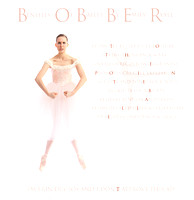 Benefits of Ballet Poster - TTP Nutcracker 2012