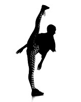 Silhouettes - Carlsbad High School Lancer Dancers