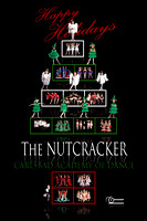 Carlsbad Academy of Dance Nutcracker 2014 Poster