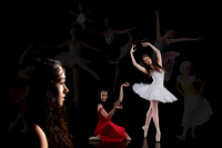 Catherine Welch Senior Poster - TTP Nutcracker 2013